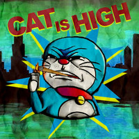 Antonio Caballero - Cat Is High