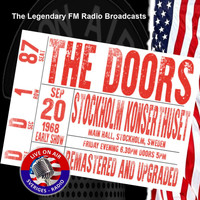The Doors - Legendary FM Broadcasts - Early Show Stockholm Konserthuset, Sweden  20th September 1968