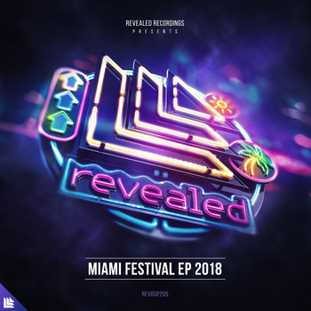 Various Artists - Miami Festival EP 2018 (Presented by Revealed Recordings)