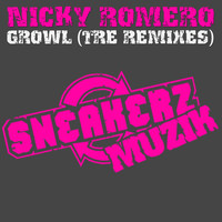 Nicky Romero - Growl (The Remixes)