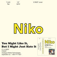 Niko - You Might Like It, But I Might Just Hate It