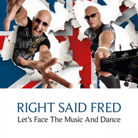 Right Said Fred - Let's Face the Music and Dance