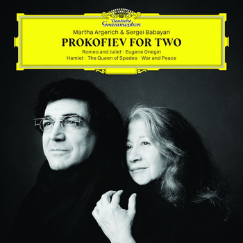 Martha Argerich - Prokofiev For Two