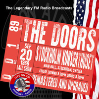 The Doors - Legendary FM Broadcasts - Late Show Stockholm Konserthuset, Sweden  20th September 1968