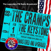 The Cramps - Legendary FM Broadcasts - The Keystone, Palo Alto, CA 1st February 1979