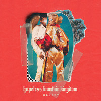 Halsey - hopeless fountain kingdom (Deluxe)