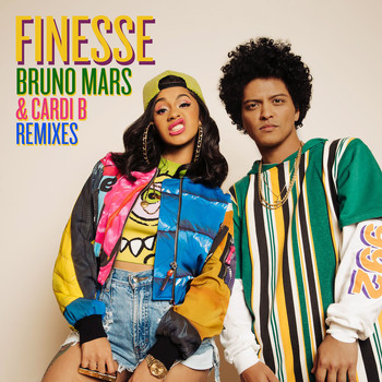 Bruno Mars - Finesse (Remixes) [feat. Cardi B]
