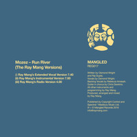 Mozez - Run River (The Ray Mang Versions)