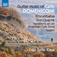 Celil Refik Kaya - Domeniconi: Guitar Music