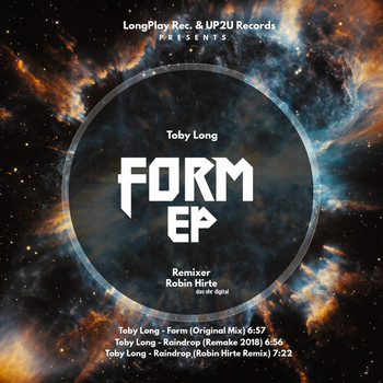 Toby Long - Form EP