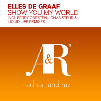 Elles De Graaf - Show You My World