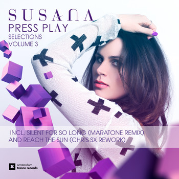 Susana - Press Play Selections, Vol. 3