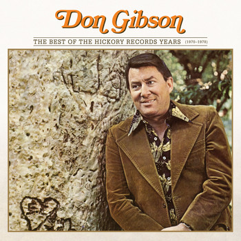 Don Gibson - Woman (Sensuous Woman)