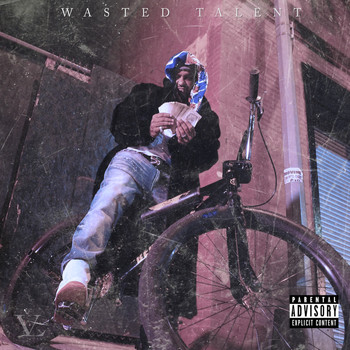 Jim Jones - Wasted Talent (Explicit)