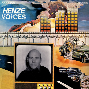 Hans Werner Henze - Henze: Voices