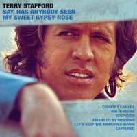 Terry Stafford - Has Anybody Seen My Sweet Gypsy Rose