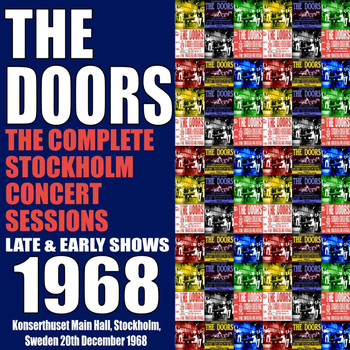 The Doors - The Complete Stockholm Concert Sessions 1968
