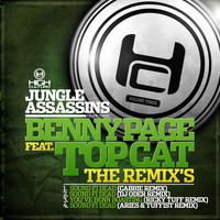 Benny Page - Jungle Assassins Vol. 3