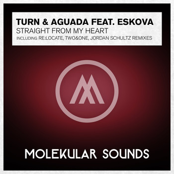 Turn & Aguada featuring Eskova - Straight From My Heart