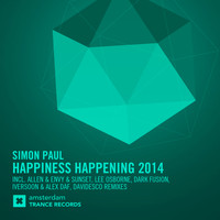 Simon Paul - Happiness Happening 2014