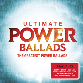 Various Artists - Ultimate... Power Ballads