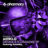 Astro-D - Distance To Paradise EP