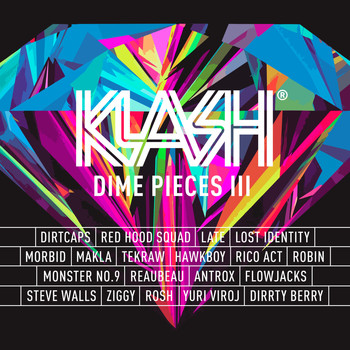 Dirtcaps - KLASH: Dime Pieces III