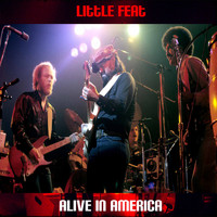 Little Feat - Alive in America