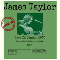 James Taylor - Live In London 1970