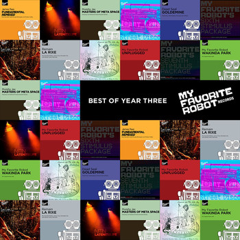 Various Artists - Best Of Year Three