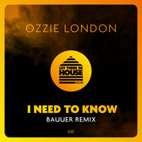 Ozzie London - I Need To Know (Bauuer Remix)