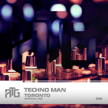 Techno Man - Toronto