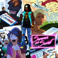 Wale - Summer on Sunset (Explicit)