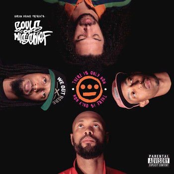 Souls of Mischief, Adrian Younge - Adrian Younge Presents: There Is Only Now (Explicit)
