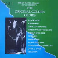 Prince Buster - Prince Buster Record Shack Presents: The Original Golden Oldies, Vol. 1