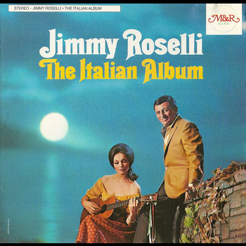 Jimmy Roselli - The Italian Album
