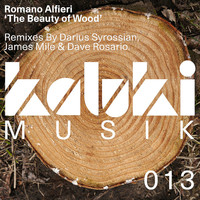 Romano Alfieri - The Beauty Of Wood