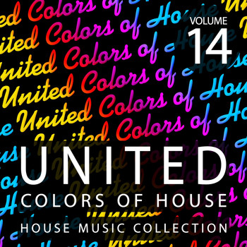Various Artists - United Colors of House, Vol. 14