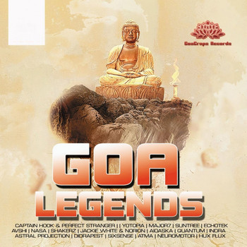 Various Artists - Goa Legends, Vol. 4