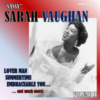 "Sarah Vaughan - ""Sassy"" Sarah Vaughan, Vol. 2 (Digitally Remastered)"