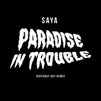 Saya - Paradise in Trouble (Birthday Boy Remix)