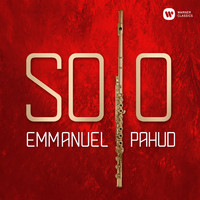 Emmanuel Pahud - Solo - Telemann: Fantasia No. 1 in A Major, TWV 40:2