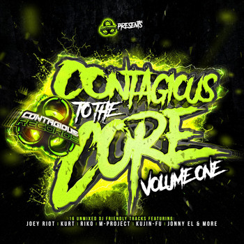 Various Artists - Contagious To The Core, Vol. 1