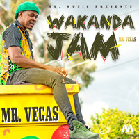 Mr. Vegas - Wakanda Jam - Single