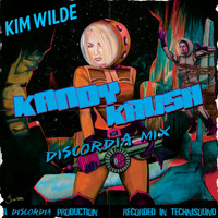 Kim Wilde - Kandy Krush (Discordia Mix)