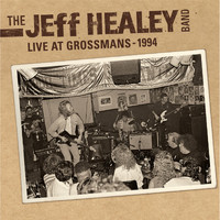The Jeff Healey Band - Live at Grossman's - 1994