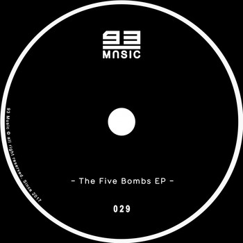 Varios Artist - The Five Bombs EP