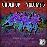 Various Artist - Order Up, Vol. 5 Movement 2018 Edition