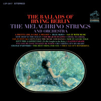 The Melachrino Strings - The Melachrino Strings Play the Music of Irving Berlin