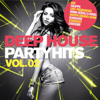 Various Artists - Deep House Partyhits, Vol. 2